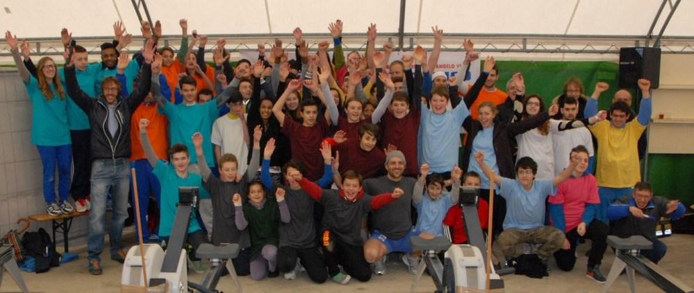 Foto di gruppo dei partecipanti al Meeting